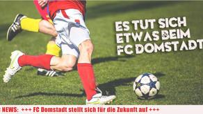 Es tut sich was beim FC Domstadt Fritzlar