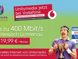 Unitymedia gehört jetzt zu Vodafone: