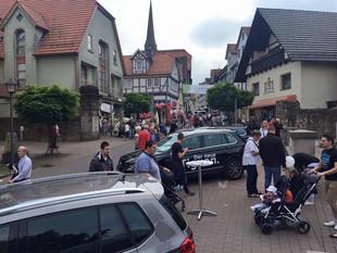 Verkaufsoffener Sonntag lockte zahlreiche Besucher nach Hessisch Lichtenau
