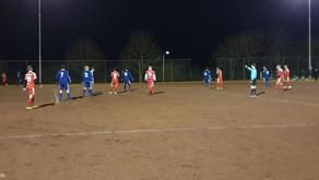 FC Domstadt Fritzlar mit Remis im Testspiel gegen die FSG Borken/Si/Fr