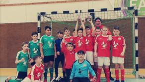 FC Domstadt E-Junioren holen sich 2. Platz bei E-Junioren Cup 2020