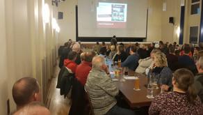 Überwältigende Resonanz bei Info-Abend des FC Domstadt Fritzlar
