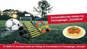 """Seniorenspieler starten ins Trainingslager """"Dahääme"""""""