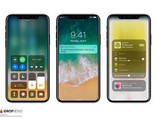 iPhone 8 soll wasserdicht und kabellos ladbar sein
