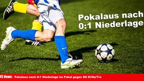 Niederlage im Pokal für FC Domstadt