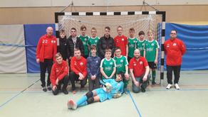 Domstadt C-Jugend unterliegt Gastgeber Guxhagen im Finale