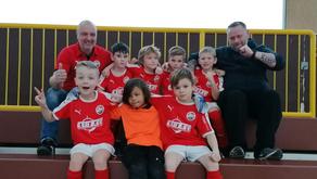 Hallenkreismeisterschaften 2019/2020 F-Jugend des FC Domstadt