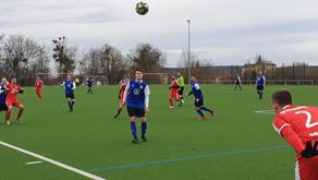 FC Domstadt Fritzlar schlägt SG Di./Na./Tro. im Testspiel 4:1