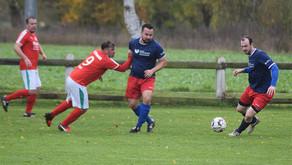 FC Domstadt Fritzlar schießt sich im Derby für kommendes Spitzenspiel warm.