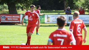 FC Domstadt schießt sich für den Saisonstart  warm