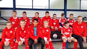 """C-Jugend """"Blau Gelb Cup 2019"""" in Gelsenkirchen/Rotthausen"""