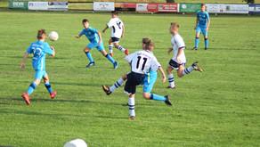 FC Domstadt Fritzlar C-Jugend unterliegt Eintr. Baunatal trotz gutem Spiel