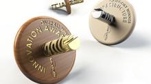 Nieuw AWARD ontwerp voor Intertraffic Award groot succes.