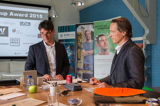 PARCER in finale Start-up van het jaar
