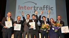 Awards, ontworpen en ontwikkeld door NCID, uitgereikt tijdens Intertraffic 2016