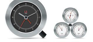 Nikolai Carels Modulair Clock