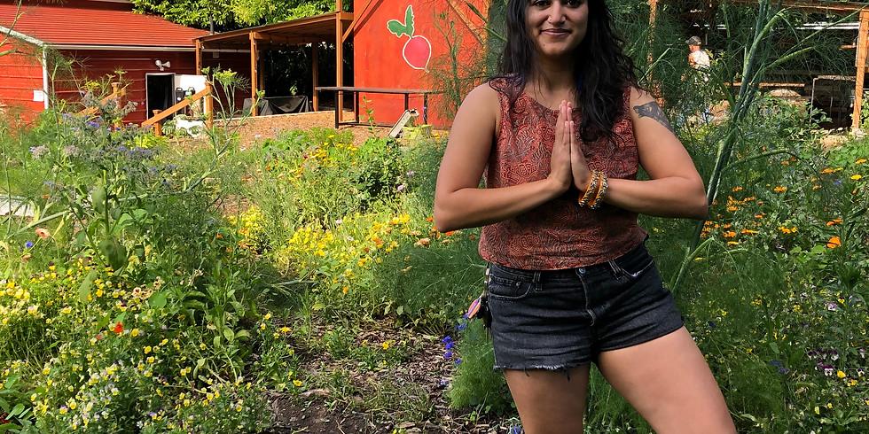 Yoga At The Farm with Tara