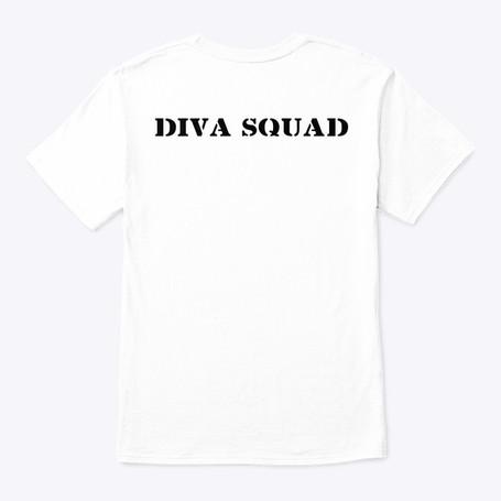 Adult Diva Squad T-Shirt
