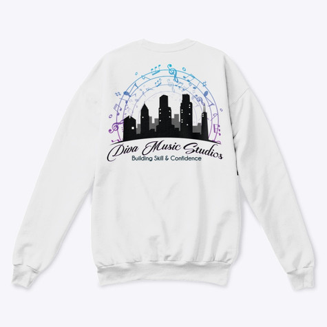 Adult Diva Music Studios Sweatshirt
