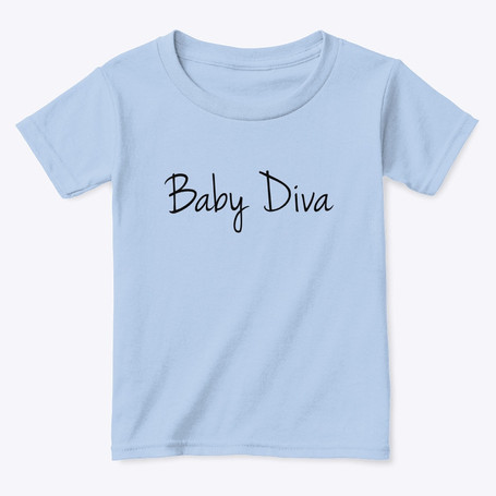 Toddler Baby Diva T-Shirt