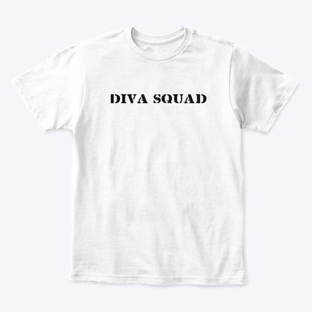 Kid's Diva Squad T-Shirt
