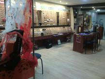 optique lunetterie interieure magasin