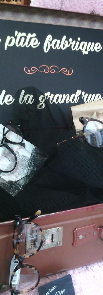 Collection La p'tite Boutique de la Grand'rue