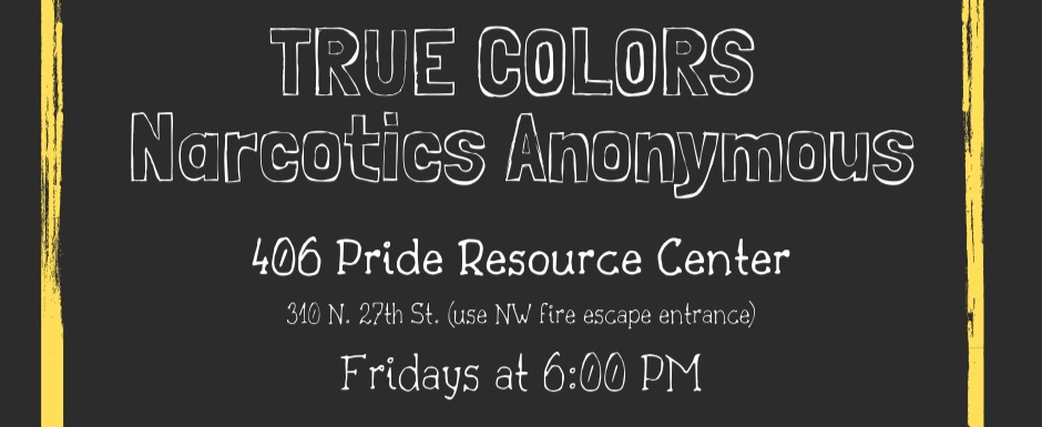 True Colors Narcotics Anonymous