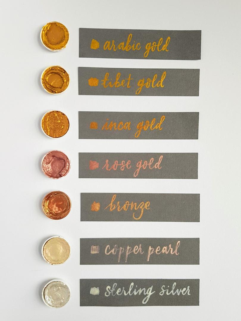 Finetec Metallics