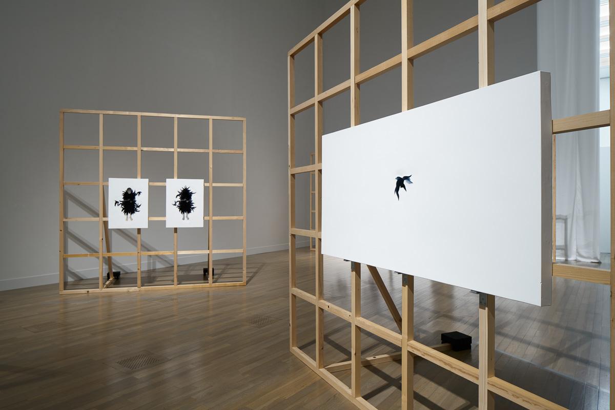 Installation view Group show '20th DOMANI: The Art of Tomorrow'Exhibition at The National Art Center inTokyo  2018 Photo: Hayato Wakabayashi