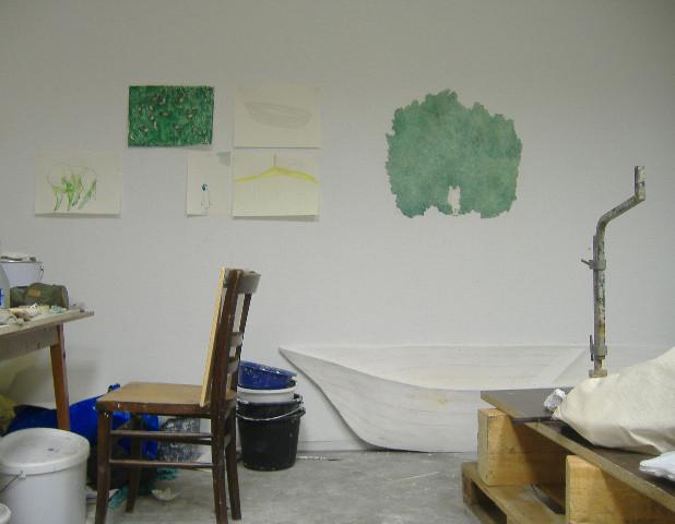 Studio in Dresden