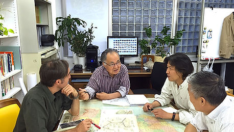 Haruto Kobayashi and Tokyo Landscape Architects
