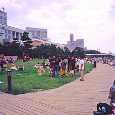 Odaiba Seaside Park
