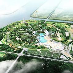 World Landscape Art Exposition, Jinzhou