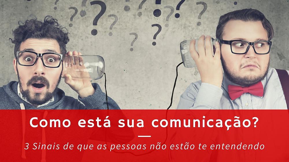 Paulo Bomfim Oficial - Link para artigo Como está sua Comunicação