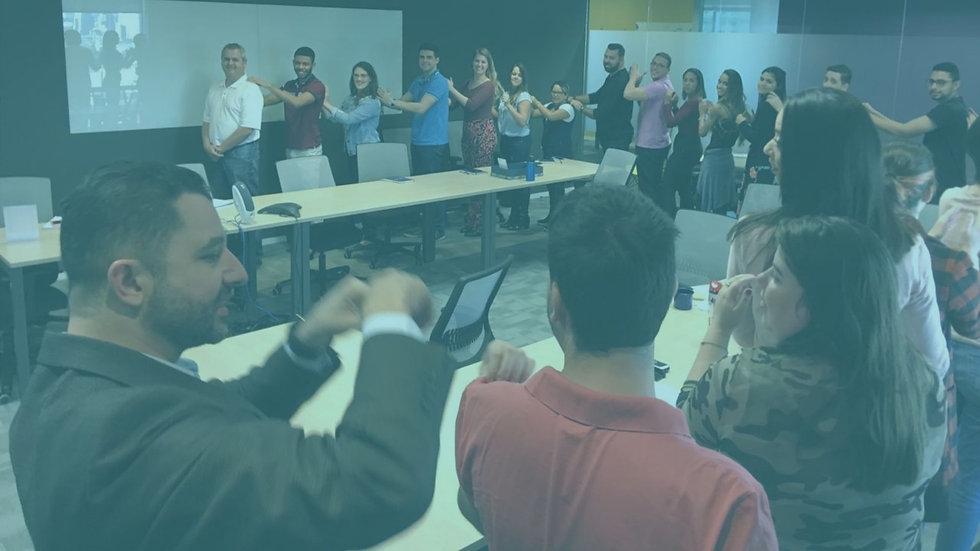 Workshop Liderança Inovadora - Workshop para Líderes