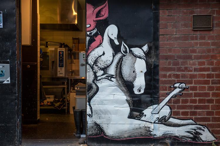 Town Musician of Bremen, Melbourne, Australia