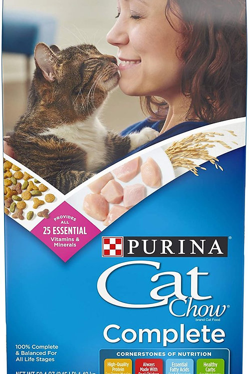 Purina Cat Chow Complete (4-Pack)
