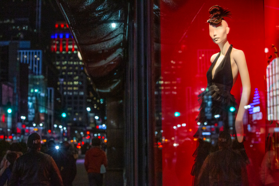 Mannequin's World, NYC