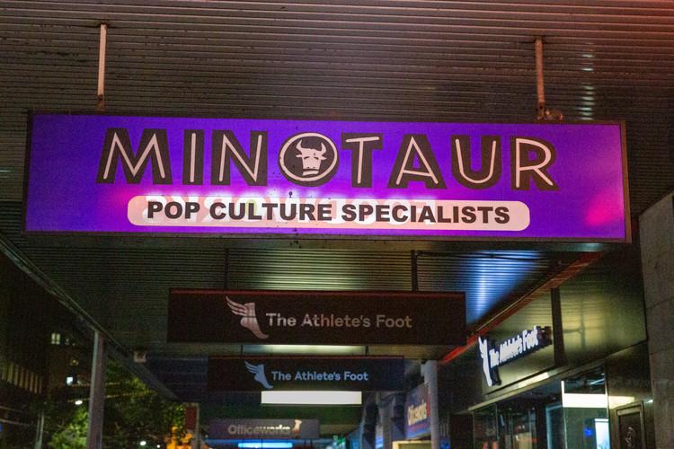 Minotaur, Melbourne, Australia