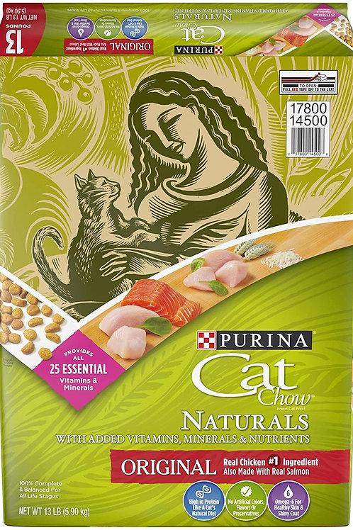Purina Cat Chow Naturals Original