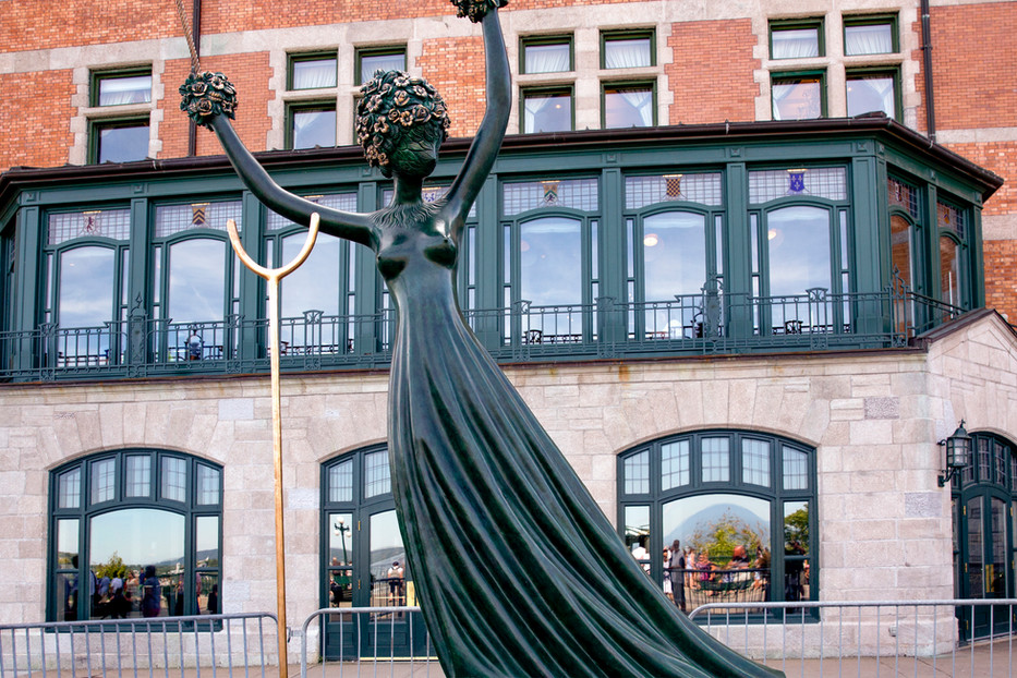 Alice in Quebec