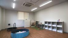 集団療育室