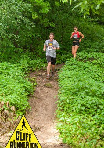 Cliff Runner 2018; High Cliff State Park