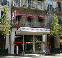 Librairie paeterie Charlemagne à Toulon