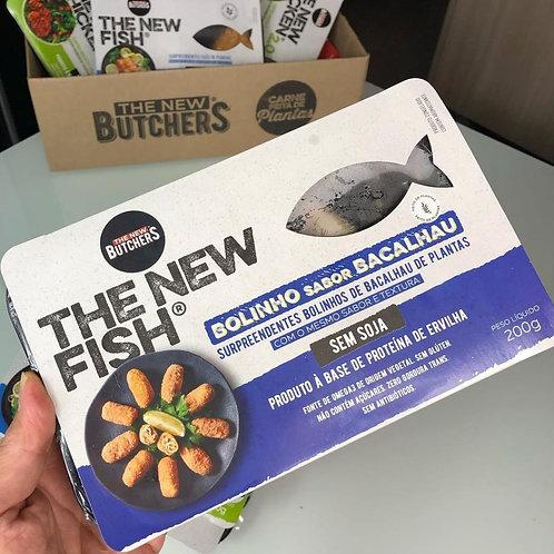 The New Fish Bolinho de Bacalhau