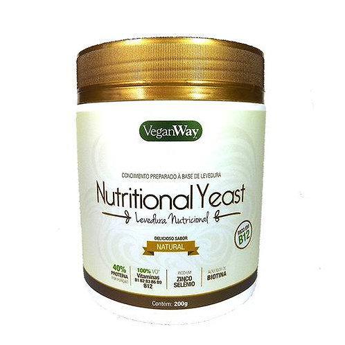 Nutritional Yeast - Natural 200g - Vegan Way