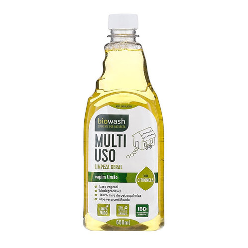 Multiuso Capim Limão Refil - Biowash