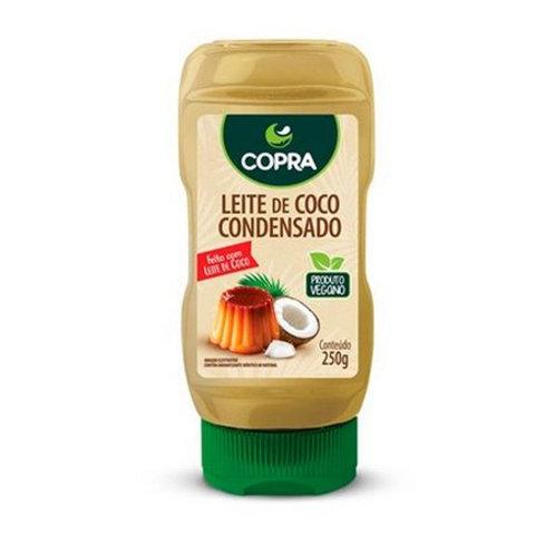 Leite de coco condensado - Copra