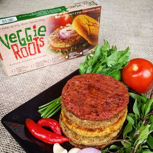 Hambúrguer - Veggie Roots